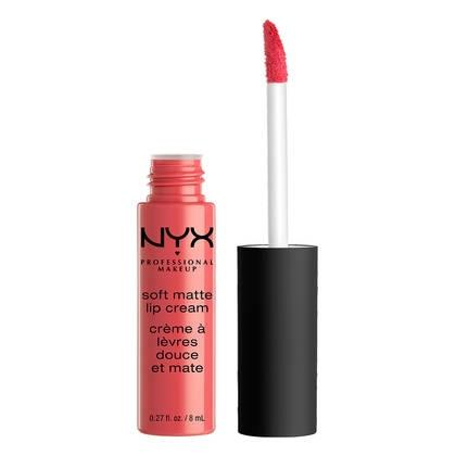 (ORIGINAL 100%) NYX Professional Makeup Soft Matte Lip Cream Antwerp