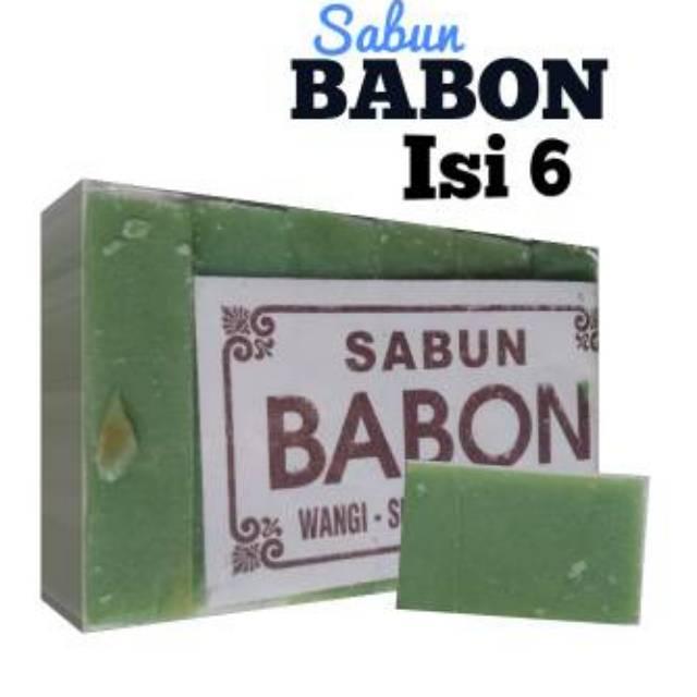 Sabun Babon Segar 1 Pak Isi 6 Pcs Sabun Babon Sehat Sabun Babon Hijau Sabun Mandi Sabun Muka Lazada Indonesia