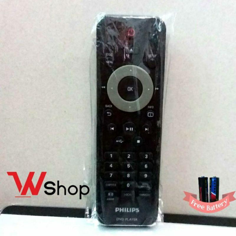 Remot DVD Player Philips Original