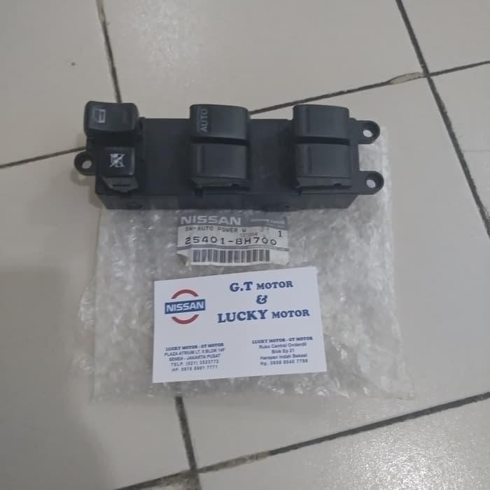 Swit power window utama Nissan Xtrail T30 Original