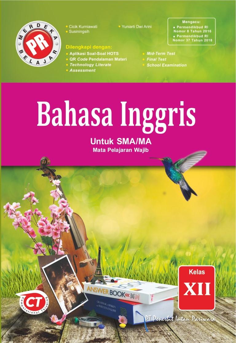 Buku Pr Bahasa Inggris Kelas 12 Lks Intan Pariwara 2020 2021 Lazada Indonesia