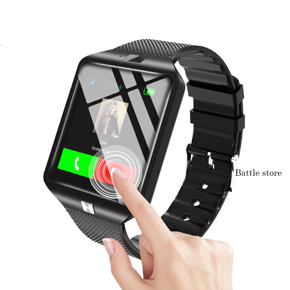 Smartwatch U9 / DZ09 / Smart Watch DZ09 Support Sim Card & Memory Card / Jam Tangan Android