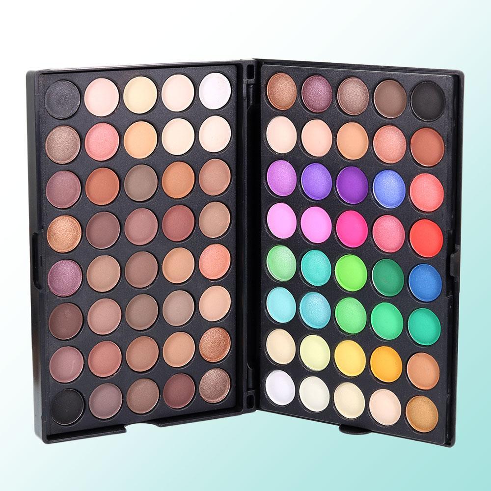 80 Colors Matte Luminous Eyeshadow Cosmetic Makeup Eye Shadow Colorful Gift