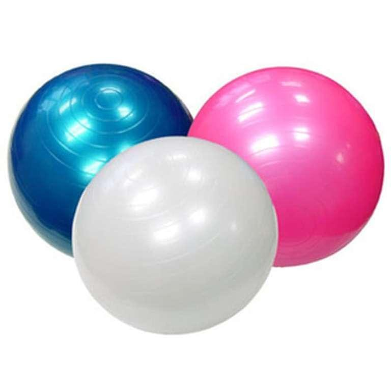 Sien Collection Bola Yoga Warna 60Cm   Bola Fitnes   Gym Ball Alat Fitness    Gym d91a2e0e56a7a