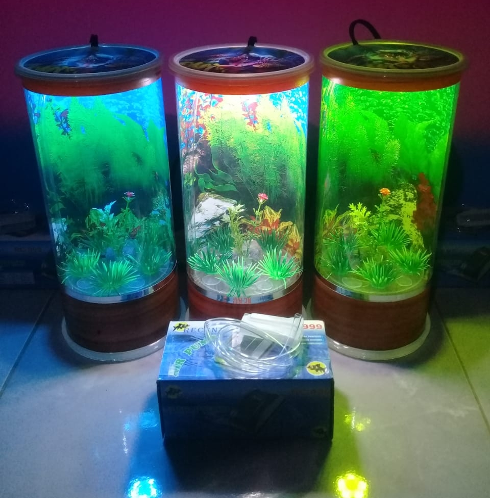 Jual Produk Mini Aquarium Terbaru Di Lazada Co Id