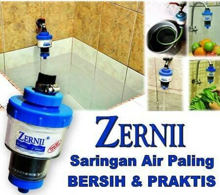 Filter Air Zernii penyaring penjernih Kran Air