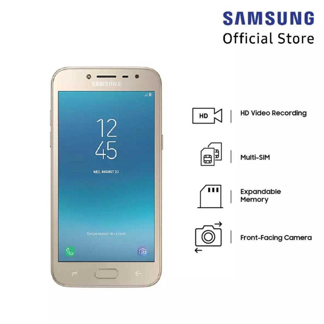 Samsung Galaxy J2 Pro Ram 1,5GB/16GB Garansi Resmi (Gratis Ongkir)