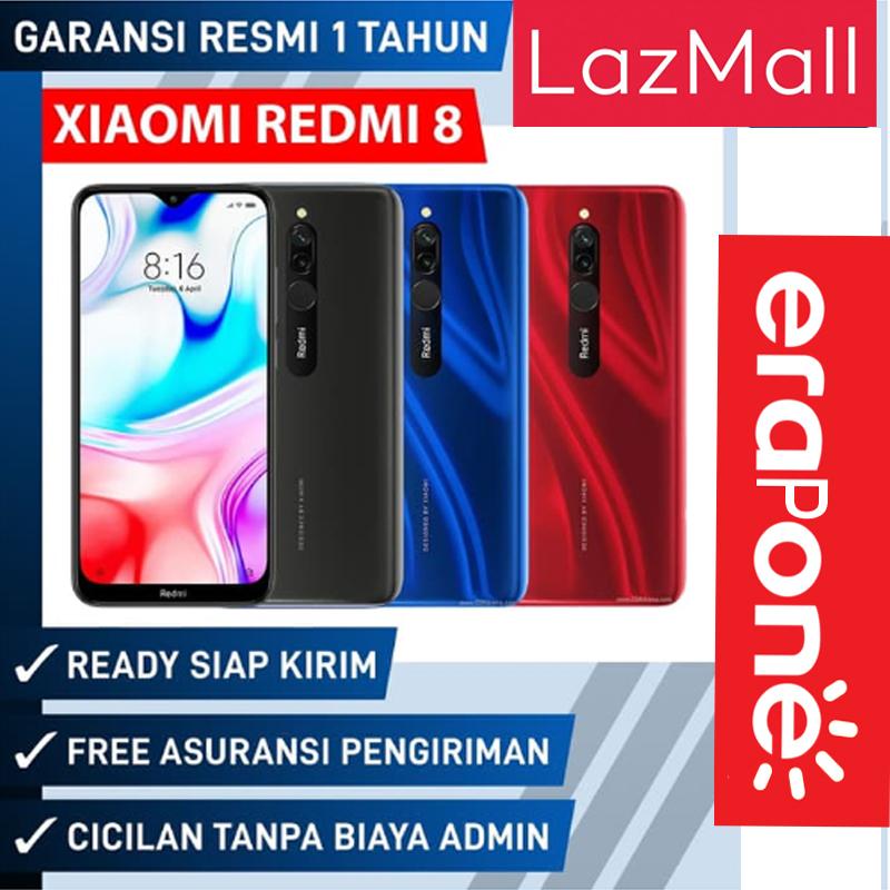 Xiaomi Redmi 8 3GB/32GB Garansi Resmi 1 Tahun 3 GB 32 GB HP MURAH
