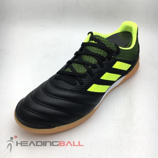 Sepatu Futsal Adidas Original Copa 19.3 IN Sala Black Yellow BB8093 39159eded8