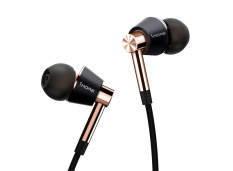 Spesifikasi 1More Triple Driver In Ear Headphones Black Gold Gratis 1More Piston Fit In Ear Earphone Lengkap Dengan Harga
