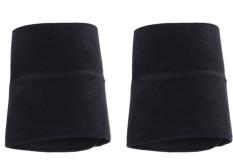 Harga 2 Pcs Knee Compression Sleeve Open Patella Kneecap Coverage Black Seken