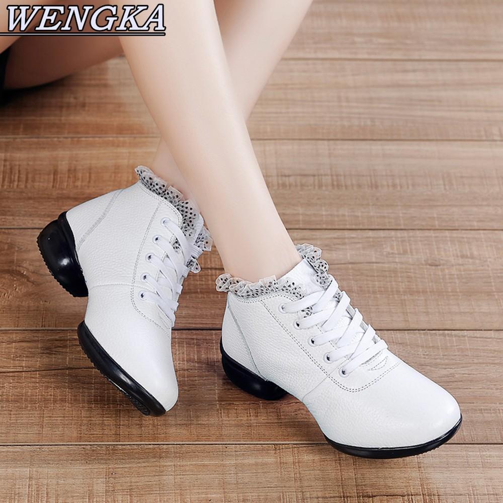 (Ukuran: 34-41) wanita Gadis Latin Ballroom TANGO Sepatu Dansa Bertumit Sepatu Moderen Tarian Sepatu-1788-Internasional