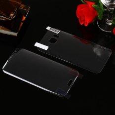 0.1mm Depan + Belakang PET Melengkung Penuh Ukuran Pelindung Film untuk Samsung Galaxy S7 Edge G935