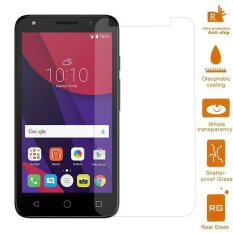0.3mm LCD Tempered Glass Screen Protector untuk Alcatel Pixi 4 (5) 4g (Arc EDGE) -Intl