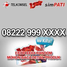 Harga 08222 999 Xxxx Perdana Nomor Cantik Loop Telkomsel Telkomsel Ori
