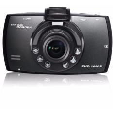 1.3 Juta Piksel Mobil DVR Kamera HD Malam Visi Mini Aksesoris Mobil 2.4 Screen Car DVR Perekam-Intl