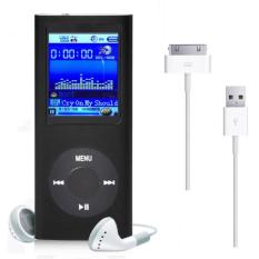 Tips Beli 1 8 Inci 8 Gb Mp3 Mp4 Tipis Layar Lcd Radio Fm Digital Musik E Buku Video Player Yang Hitam