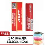 Diskon 1 Pc Awt Battery Imr 18650 3 7V 3000 Mah 40A Battery Vape Rokok Elektrik Free 1 Pc Bumper Silicon Akhir Tahun