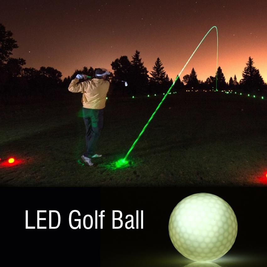 50 Buah Bola Golf Praktek Spons Busa Pelangi. SKU: 2375. RP 104.000. 1 PC Elektronik LED Pencahayaan Golf Ball untuk Malam Olahraga Latihan Pelatihan-Intl