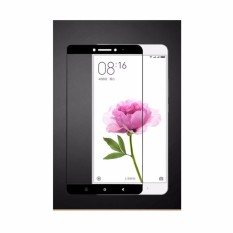 Beli 1 Pc Lot 9 H Kekerasan 3D Melengkung Layar Penuh Penutup Kaca Tempered 6 44 Inch Untuk Xiaomi Mi Max 2 Black Intl Online