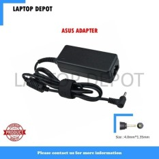 (Garansi 1 Tahun) Penggantian Laptop/Notebook Adaptor AC ChargerAsus VivoBook X201 19 V 1.75A (33 W) 4.0X1.35mm-Intl