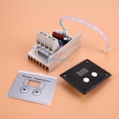 10 KW SCR Super Power Electronic Digital Regulator Dimmer SpeedThermostat 220V  - intl