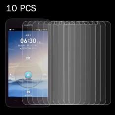 10 Pcs untuk Huawei Ascend G630 0.26 Mm 9 H Kekerasan Permukaan 2.5D Explosion-Proof Kaca Antigores Lapisan Film Layar-Intl