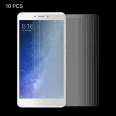 Obral 10 Pcs Xiaomi Mi Max 2 3Mm 9 H Permukaan Kekerasan 2 5D Tahan Ledakan Non Full Screen Film Anti Gores Intl Murah