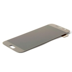 100% Asli untuk Samsung Galaxy S6 G920 G920f G920i G920A G920K LCD Screen Assembly Super AMOLED S6 LCD 5.1 Inch + Alat-Internasional