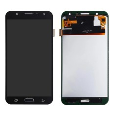 100% Asli Layar Sentuh Tampilan LCD Panel Kaca Digitizer Assembly Penggantian untuk Samsung Galaksi J7 2016 J710FN J710F J710M J710Y j710G-Internasional