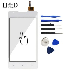 Obral 100 Tested Lens Sensor Touchscreen For Lenovo A1000 A 1000 Touch Screen Digitizer Panel Front Glass Logo Flex Cable Capative Free Tools Free Adhesive Intl Murah