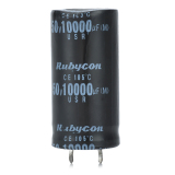 Harga 10000 Uf 50 V Kapasitor Hitam