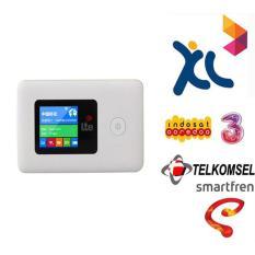 Router Wifi 4G Mobile Hotspot 100 Mbps Untuk Semua Operator Di Tiongkok