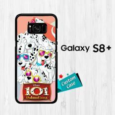 101 DALMANTIAN C0149 Casing HP Samsung Galaxy S8 Plus Custom Case Cover