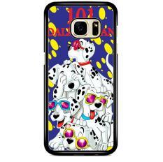101 Dalmantian D0103 Samsung Galaxy Note FE Custom Hard Case
