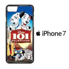 101 dalmatian R0372 Casing iPhone 7 Custom Case Cover