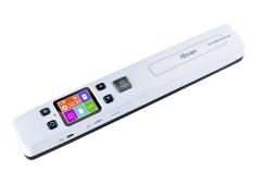 1050DPI Wifi LCD pemindai genggam buku foto berguna pemindai dokumen (putih)