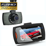 Spesifikasi 1080 P Mobil Kendaraan Kamera Dash Cam Perekam Video 2 4 G Sensor Night Vision Murah Berkualitas