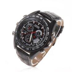 1080 P Spy Camera Mens Quartz Sport Wrist Watch Blackstainlesssteelwaterproof With Usb 8 Gb Portable Mini Camcorder Original