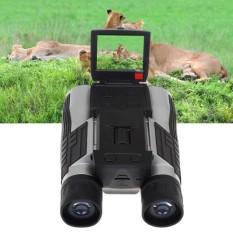 Diskon 1080 P Video Dvr Merekam 12X32 Digital Teleskop Teropong Kamera 2 Inch Intl