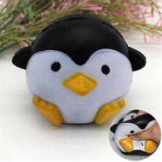 Miliki Segera 10 Cm Squeeze Stretch Squishy Penguin Scented Super Lambat Rising Kid Hadiah Mainan Internasional