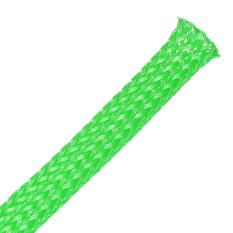 Promo 10 M 12Mm Dikepang Diupgrade Otomatis Kelenjar Sleeving Kawat Kabel Berserabut Selubung