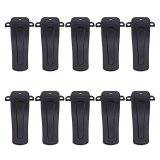 Toko 10 Pcs Belt Klip To Retevis H777 For Bao Feng Bf 666 S 777 S Bf 888 S 2 Way Radio Online Terpercaya