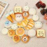 Review Toko 10 Pcs Medium 7 Cm Acak Licin Lembut Panda Roti Cake Buns Macaroon Ponsel Tali