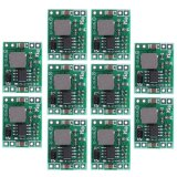 Beli 10 Pcs Mini 3A Dc Dc Converter Step Down Power Supply Modul 24 V 12 V 9 V Untuk 5 V Intl Online