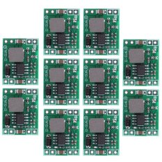 Spesifikasi 10 Pcs Mini 3A Dc Dc Converter Step Down Power Supply Modul 24 V 12 V 9 V Untuk 5 V Intl Oem