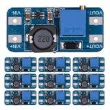Diskon Produk 10Pcs Mt3608 2A Dc Dc Step Up Power Apply Booster Power Module For Arduino Intl
