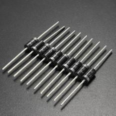 10 Pcs SR5100 Paket Schottky Dioda Reverse Tegangan 100 V 5A Semikonduktor BARU-Internasional