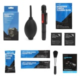 Spesifikasi 11 In 1 Lens Cleaning Dust Kit Cleaner For Lenses Sensors Screen Digital Camera Intl Baru