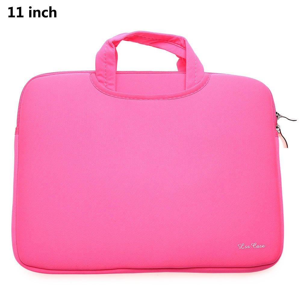 Berapa Harga 11 Inci Laptop Tas Tablet For Macbook Air Berwarna Merah Muda Di Indonesia